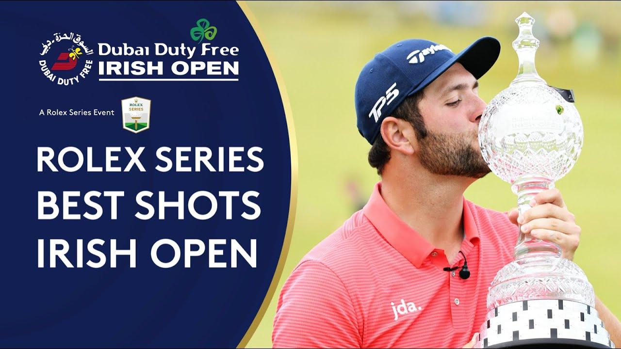 Best Shots of the 2019 Dubai Duty Free Irish Open | Best of Rolex