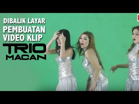 Dibalik Layar Video Klip Trio Macan - Edan Turun