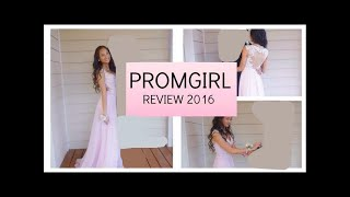 PromGirl.com REVIEW + Pictures! 2016 (more in description)