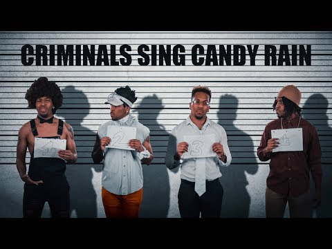 Criminals Sing Candy Rain (BROOKLYN NINE-NINE Spoof)