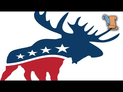 Quick History: The Bull Moose Party