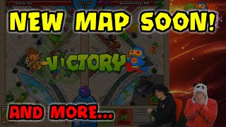 BTD Battles -  Gets a new map!