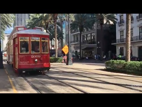 New Orleans streetcars: accidents and safety