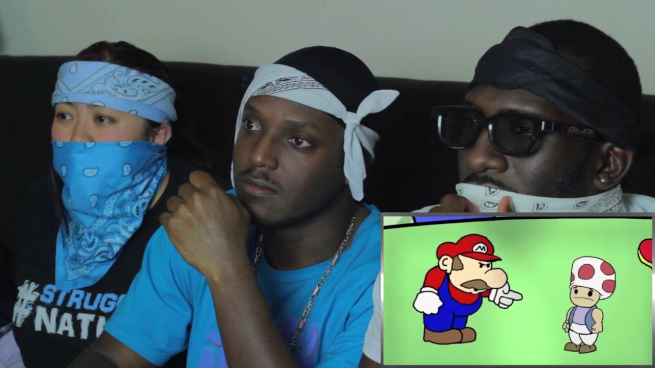 Download MAD MAD MARIO 1-5 Reaction