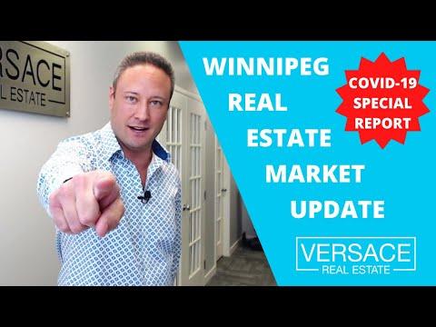 Covid-19 Report: Winnipeg Real Estate Market Update