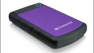 ✅Transcend StoreJet 25H3 1TB Rugged Portable Hard Drive Review