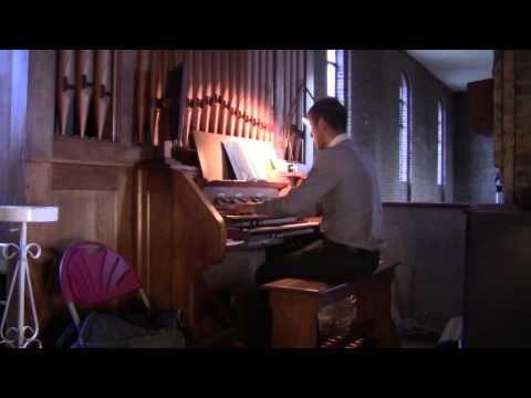 Creator Of The Stars Of Night - St John Fisher Catholic Church, North Harrow, London (Compton Organ)