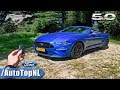 2018 Ford Mustang GT 5.0 Convertible REVIEW POV Test Drive by AutoTopNL