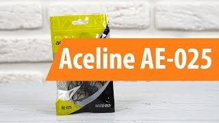 Розпакування Aceline AE-025 / Unboxing Aceline AE-025