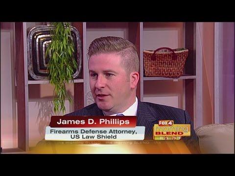 U.S. Law Shield's firearm defense program