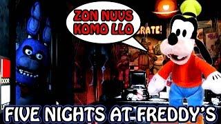 EL NOOB JUEGA: FIVE NIGHTS AT FREDDY'S