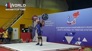БЕСОВ/BESOV (85,М-40) 117-122-127/140х-140-145. Russian Masters Cup -2018