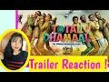 Total Dhamaal |Ajay|Anil|Madhuri| Trailer Reaction