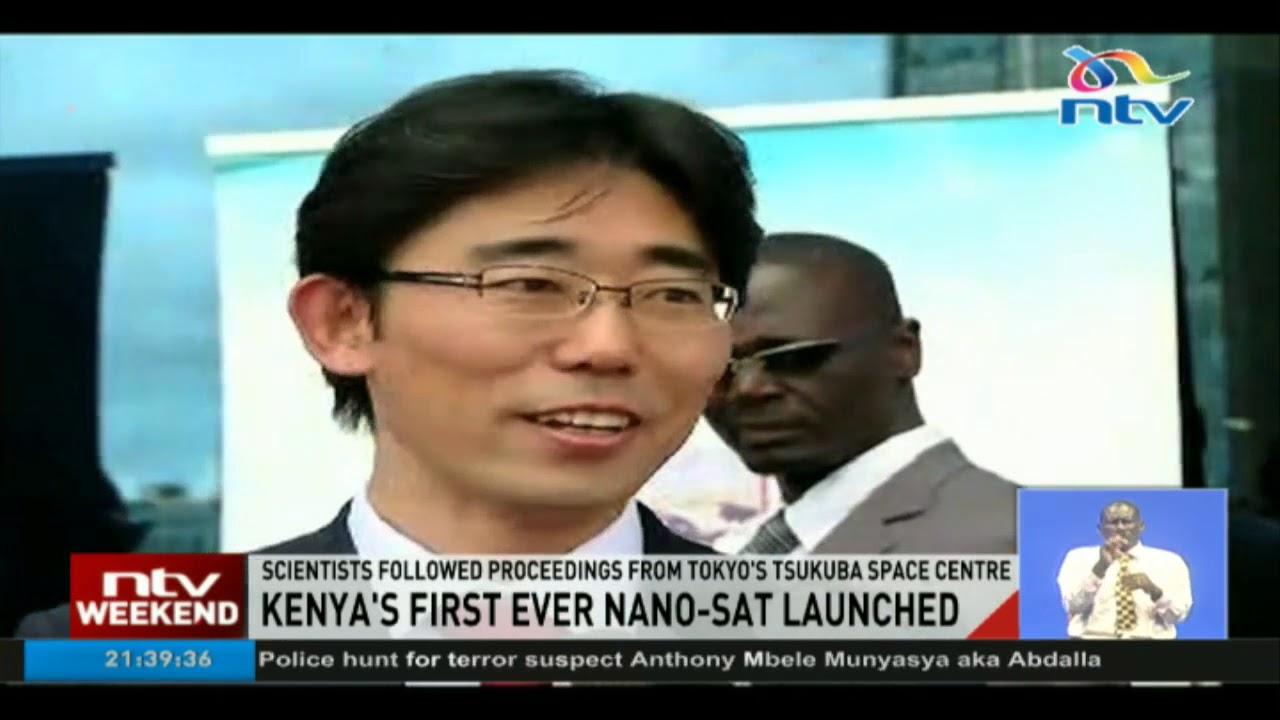 Kenya's first ever nano-satellite deployed into orbit