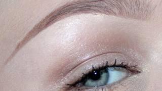 eyebrow routine - updated tutorial