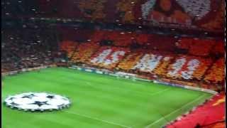 Galatasaray - Manchester United ( Ingiliz kamerasindan )