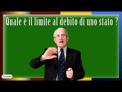 Deficit e debito pubblico in Italia - Entrate e spese pubbliche - Spiegazione (1/3)