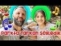 Parkta Tarkan Söyledik | Bizim Aile Eğlenceli Çocuk Videoları