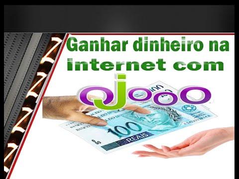 Ganhar dinheiro na internet com Ojooo