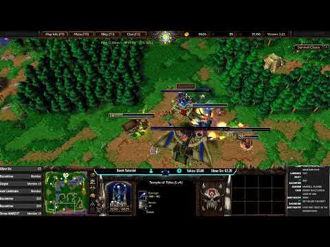 The Kirian Tor Trials - The Opening Match: Alexander - Manwell - Yakira - Kirian