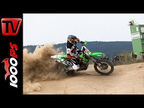 Motocross ÖM | Warm Up Training 2014 | Wöllersdorf | Action