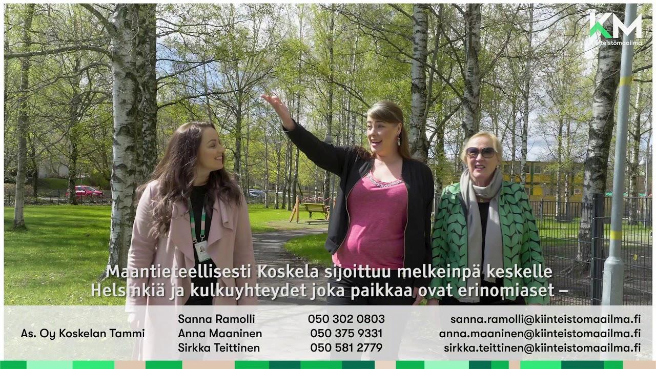 Koskelantie Helsinki