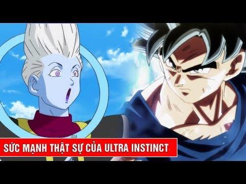 Whis tiết lộ mới nhất về sức mạnh thật sự của Goku Ultra Instinct thumbnail