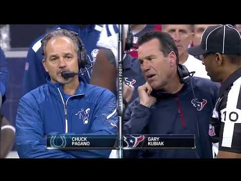 2013 Colts @ Texans 1st Half