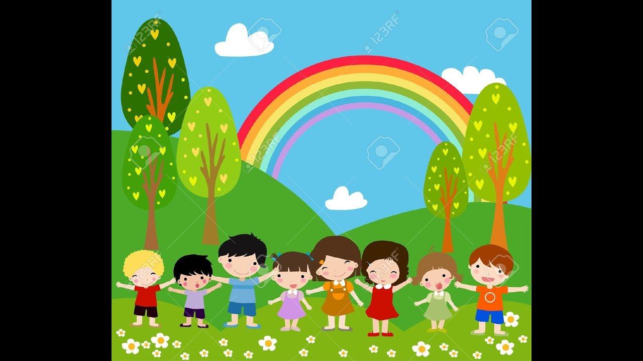 El Arcoiris De Dios Infantil Youtube