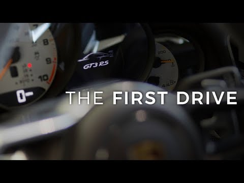 RS First Drive: Comparison to GT3