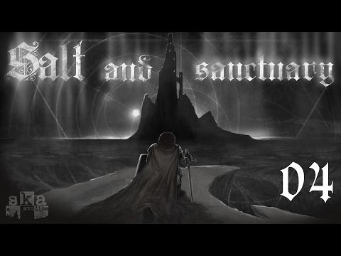 Let's Play Salt and Sanctuary - Episode 4 - Sunken Keep