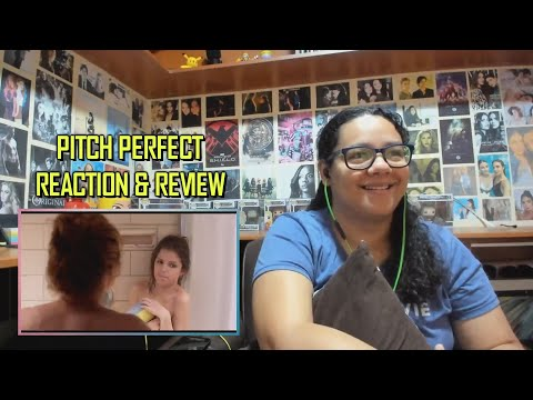 Pitch Perfect MOVIE REACTION & REVIEW | JuliDG