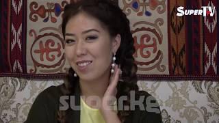 Кыл кыякчы Залина Касымова менен биргеликте сөйкө жасаганды үйрөнүңүз