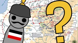 What if the Schlieffen Plan Succeeded? (feat. The Great War)