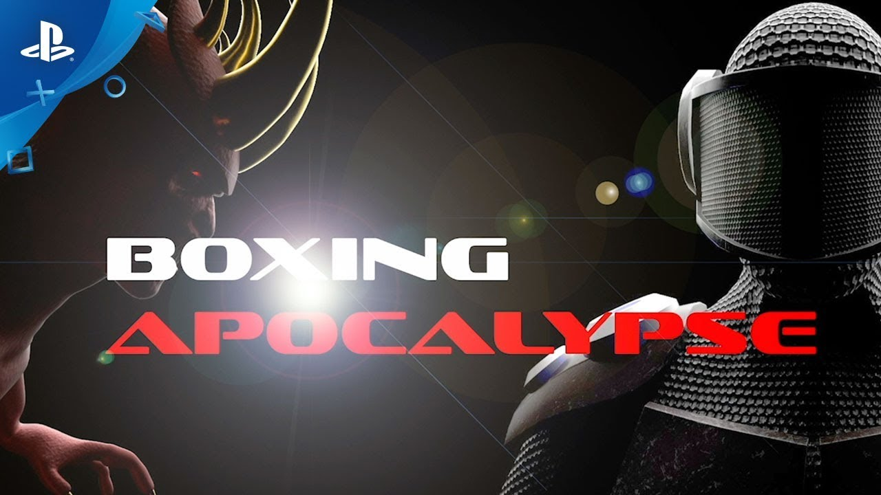 Boxing Apocalypse - Promo Trailer | PS VR