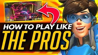 Overwatch | How To Play like the PROS - Analysis OWL Guide ft Jayne