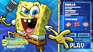 SpongeBob As A Battle Royale Video Game! ⚔️ SpongeBob SquareOff PART 5