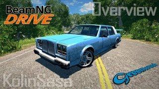BeamNG DRIVE Mod - Greenwood v2.0 GTA San Andreas