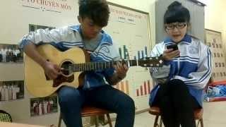 Happy New Year (Official) - CLB Guitar THPT Vân Nội 18/1/2014