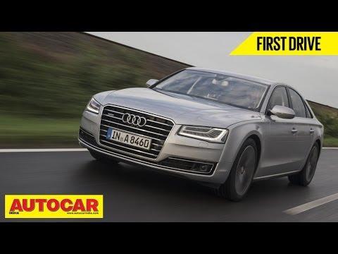 2014 Audi A8 | First Drive | Autocar India