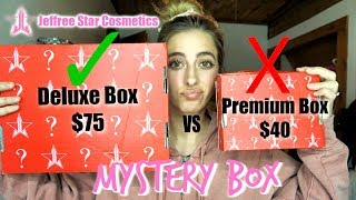 JEFFREE STAR VALENTINE'S DAY DELUXE MYSTERY BOX UNBOXING