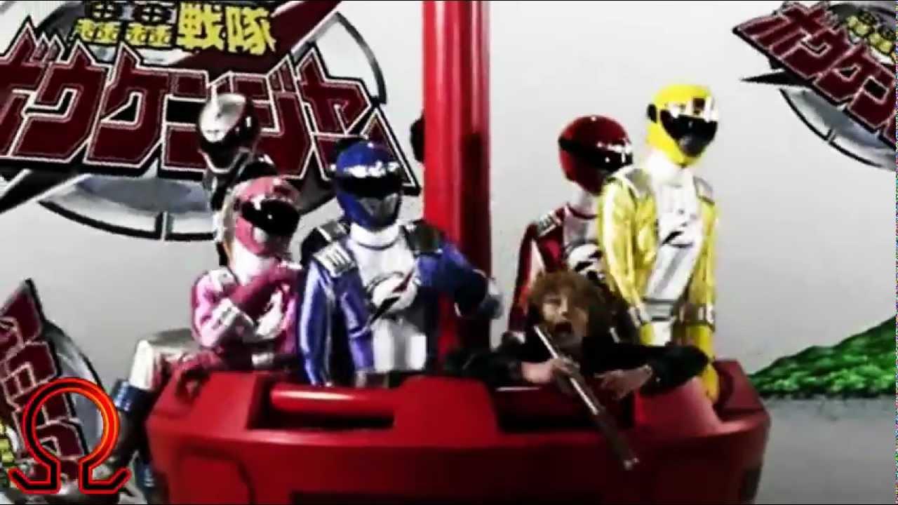Kaizoku Sentai Gokaiger - Super Sentai Hero Getter (Now and Forever Vers )  - HD