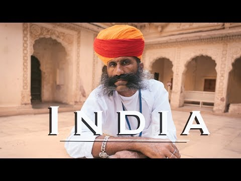 Travel India in 4K | Virtual Vacation