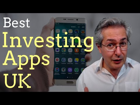 Best Investing Apps UK
