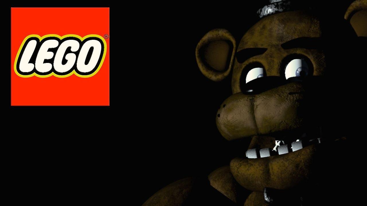 Fnaf freddy head for sale - How To Build Lego Freddy Bonnie Chica And Foxy S Heads From Fnaf Part 1 Freddy Hd Youtube