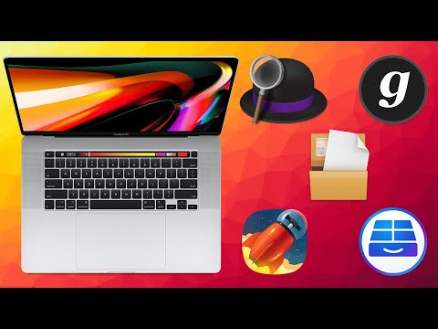 Top 5 Must Have MacOS Apps (Macbook, Mac Pro, IMac Pro)