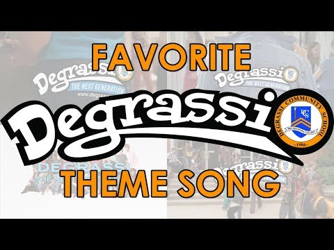 Favorite Degrassi Theme Song