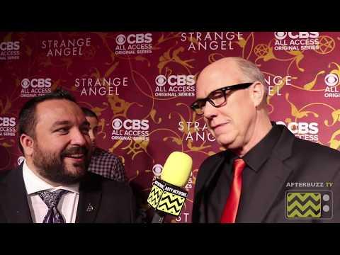 Michael Gaston  CBS AllAccess' Strange Angel Premiere  AfterBuzz TV Red Carpet