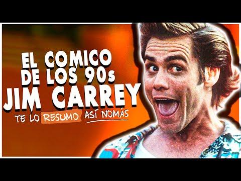 Biografías Así Nomás | Jim Carrey