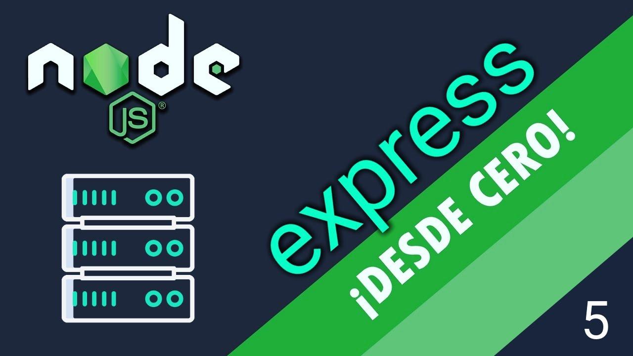 Express JS - Introducción e instalación